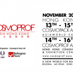 Orescience Lab |Orescience Groupe at Cosmoprof Asia Hong Kong from November 13 to 16, 2018
